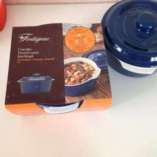 New Fontignac French Oven (1+1)