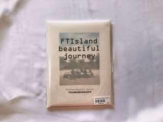 FT Island Beautiful Journey 2nd Mini Album