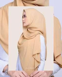 🚚 Allegra Semi Instant Shawl by GranDahlia - Buds
