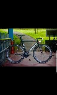 Ridea Esc50 Carbon Rims