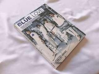 CNBlue / CN Blue 2nd Mini Album Blue Love
