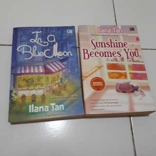 Novel Karangan Ilana Tan (Price for All)