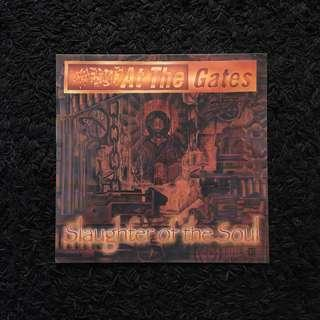 """At the Gates 'Slaughter of the Soul' Vinyl Record 12"""""""