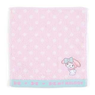 Japan Sanrio My Melody Petit Towel (Dot)