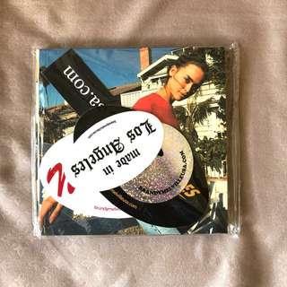 🚚 brandy melville postcards + stickers pack bn bm