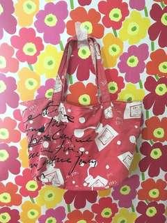 Juicy Couture Coral Haze Bag