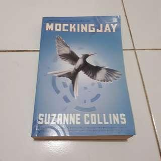Novel Mockingjay (Buku 2 dari Trilogi The Hunger Games)