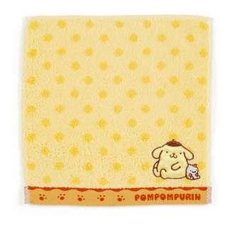 Japan Sanrio Pompompurin Petit Towel (dot)