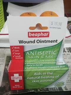 Beaphar Wound Ointment, 30ml/Absolute Plus,Ultimate Colloidal,118.25