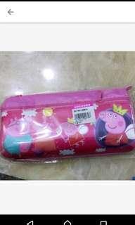 🚚 佩佩豬 鉛筆盒 全新