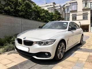 BMW 428I SPORT GRAN COUPE 2015