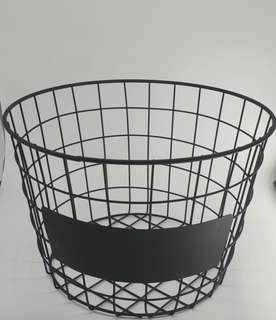 The Grid Metal Basket