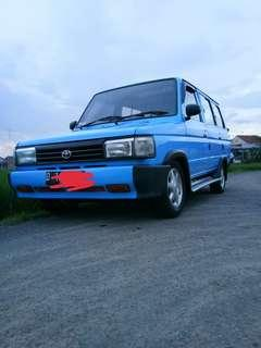 Kijang super astra kf 50 long buildup