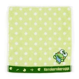 Japan Sanrio Keroppi Petit Towel (dot)