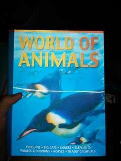 World of Animals (original price : 15£)