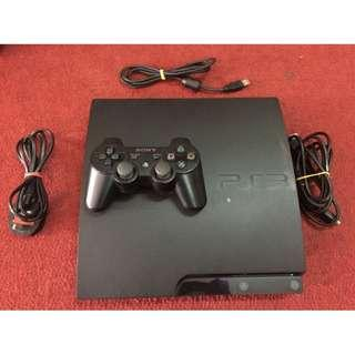 Playstation 3 PS3 Console Slim 3006B 320GB- Black