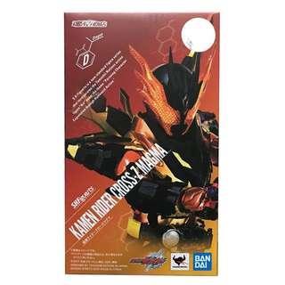 [YH]全新 啡盒未開日版 魂限定 SHF Kamen Rider Build Cross-Z Magma 熔岩型態 幪面超人 龍我