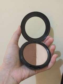 [ Make over ] Face contour kit and shading