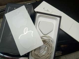 Iphone 7 128 gb ori bawaan ZP/A