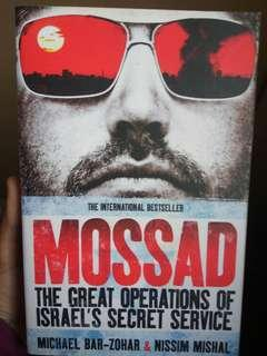 🚚 MOSSAD: THE GREAT OPERATIONS OF ISRAEL'S SECRET SERVICE