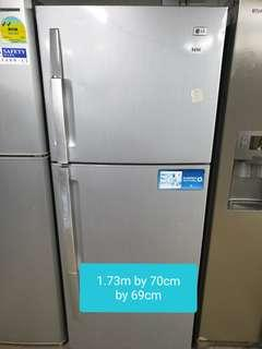 🚚 Used LG 428 litres cheap fridge with free delivery and one month warranty