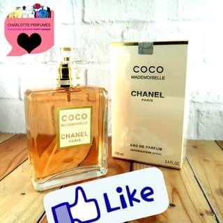 Chanel Coco Mademoiselle Eau De Parfum Original Singapore✔️