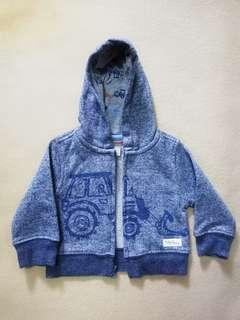 Poney Baby Sweater Suit