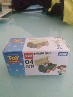 Takara Tomy 車仔 tomica toy story 翠絲