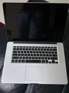 "🚚 MacBook Pro retina 2014 15"""