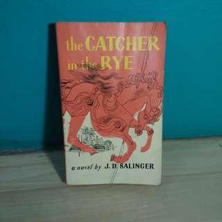 Buku Catcher In The Rye - Jd Salinger Used Second Bekas