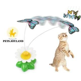 Cat Spinning Rotating Toy