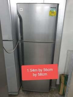 🚚 Used Samsung 217 litres cheap cheap good good with free delivery