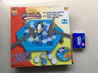 企鵝破冰玩具