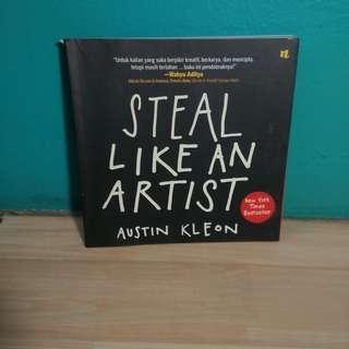 Steal Like An Artist - Austin Kleon Second Bekas Used