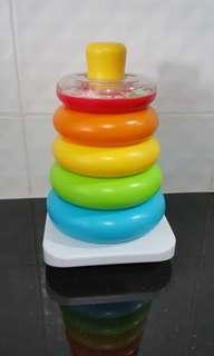 Fisher Price Toy - Rock-A-Stack