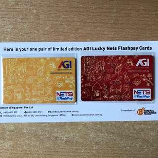 🚚 AGI Assure Singapore Nets Flashpay Chinese New Year 2019 Card