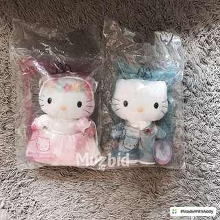 Hello Kitty and Dear Daniel Millennium Collection - complete set of 6