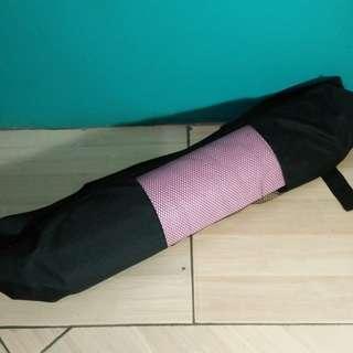 Yoga Mat PVC Murah Anti slip second