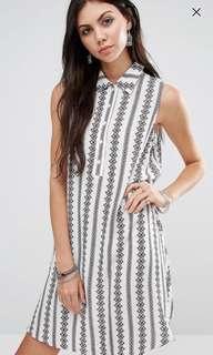 🚚 ASOS Glamorous Tall Printed Dress