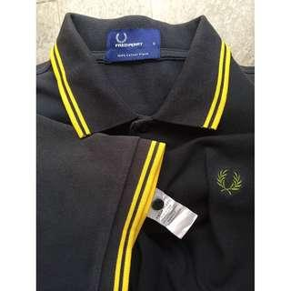 Fred Perry M1200 Twin Tipped Polo Pique Shirt