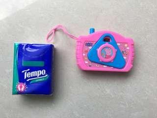 Peppa pig 玩具相機