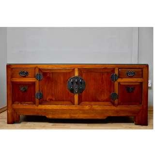 Antique TV Console