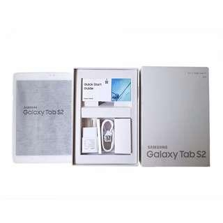 "Samsung Galaxy Tab S2 SM-T713 32GB Wi-Fi 8"" White"