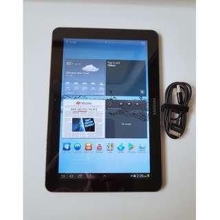 Samsung Galaxy Tab GT-P7510 16GB Wi-Fi 10.1in Metallic Gray