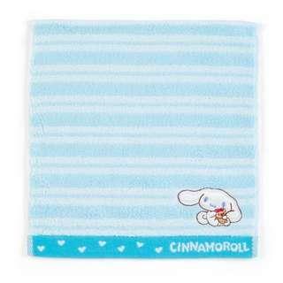 Japan Sanrio Cinnamoroll Petit Towel (Border)