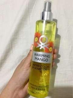 Warming Mango United Colors of Benetton