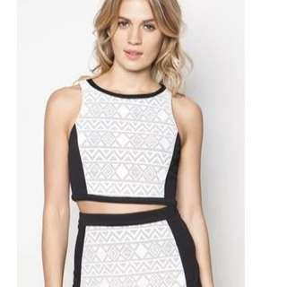 ZALORA Crop Top
