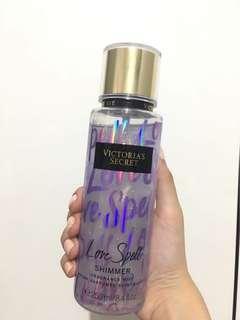 Love Spell Shimmer Victoria's Secret