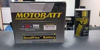 美國黃色電力 MOTO BATT AMAPro電池(AGM)