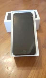 Wts iphone 7 32gb black